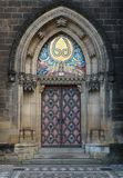 Arch, Place Of Worship, Cathedral, Structure Stock Image