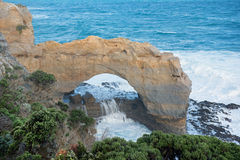 The Arch, Port Campbell National Park, Victoria, Australia Stock Image