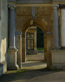 Arch Portico Royalty Free Stock Photography