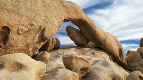 Arch Rock Stock Image