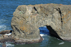 Arch Rock. Samuel Boardman State Park, Oregon Royalty Free Stock Images