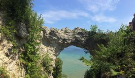 Arch Rock stock images