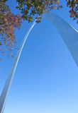 Arch in saint louis missouri Stock Photos