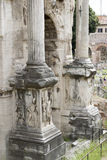 Arch of Septimius Severus Royalty Free Stock Image