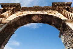The Arch of the Sergii Royalty Free Stock Images