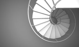 Arch stair Royalty Free Stock Image