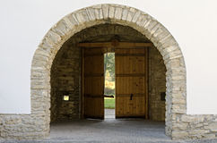 Arch from a stone Stock Photography