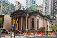 Arch Street Presbyterian Church Philadelphia Royalty Free Stock Photography