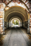 An arch Royalty Free Stock Images