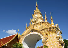 Arch Thailand Royalty Free Stock Photos