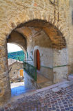 Arch of the Thousand. Alberona. Puglia. Italy. Stock Photo