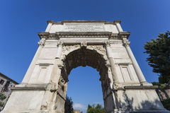 Arch of Titus Royalty Free Stock Photography