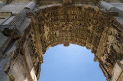 Arch of Titus Royalty Free Stock Photos