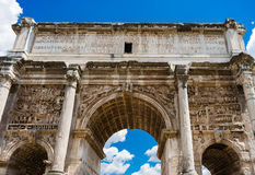 The Arch of Titus Royalty Free Stock Images
