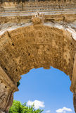 The Arch of Titus Stock Photos