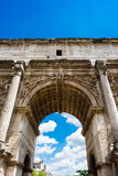 The Arch of Titus Stock Image