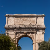 Arch of Titus Stock Images