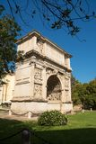 Arch of Trajan in Benevento Italy Royalty Free Stock Images