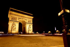 arch triumf Fotografia Stock