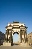 arch triumfalny obrazy royalty free