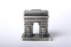 arch triumfalny srebra Obrazy Stock