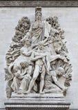 Arch of Triumph – La Paix Stock Photography