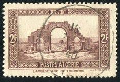 arch triumph Στοκ Εικόνα