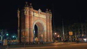 arch triumph Στοκ Φωτογραφία
