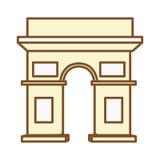 arch triumph Ελεύθερη απεικόνιση δικαιώματος