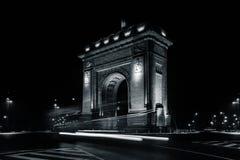 arch triumph Στοκ εικόνες με δικαίωμα ελεύθερης χρήσης