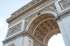 Arch of Triumph. Stock Images