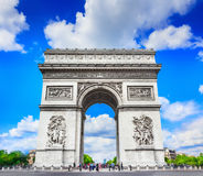 Arch of Triumph Royalty Free Stock Photography