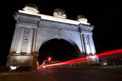 Arch of Victory, Ballarat Stock Images