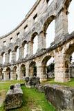 Arch wall Stock Photos