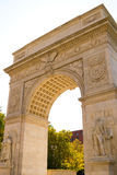 The arch in Washington Square, New York Royalty Free Stock Photography