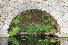 Arch way Stock Photo