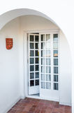Arch and Window Door Stock Photography