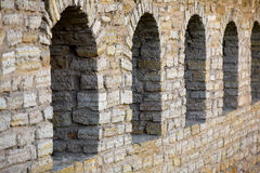 Arch windows Stock Images