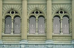 Arch Windows Royalty Free Stock Photography