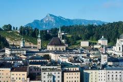 Archabbey Αγίου Peter στο Σάλτζμπουργκ, Αυστρία Στοκ Φωτογραφίες