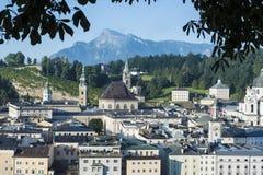 Archabbey Αγίου Peter στο Σάλτζμπουργκ, Αυστρία Στοκ φωτογραφίες με δικαίωμα ελεύθερης χρήσης