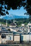 Archabbey Αγίου Peter στο Σάλτζμπουργκ, Αυστρία Στοκ φωτογραφία με δικαίωμα ελεύθερης χρήσης
