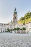Archabbey de San Pedro en Salzburg, Austria Imagen de archivo
