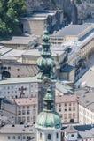 Archabbey de San Pedro en Salzburg, Austria Fotografía de archivo libre de regalías
