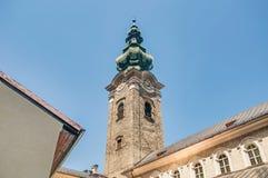 Archabbey de San Pedro en Salzburg, Austria Foto de archivo libre de regalías