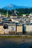 Archabbey de San Pedro en Salzburg, Austria Imágenes de archivo libres de regalías