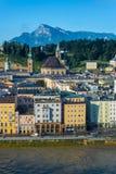 Archabbey de San Pedro en Salzburg, Austria Fotografía de archivo