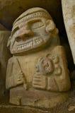 archaelogical colombia för agustin park san Arkivfoton