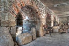 Archaeologic museum Stock Photo
