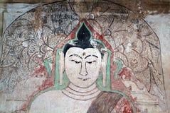 archaeological bagan burma lokal Royaltyfri Foto